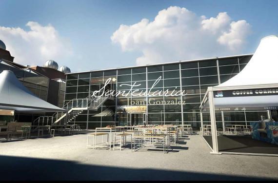 Creació dels models de les instal·lacions i espais interiors per al Congres Mundial del Mobil a Barcelona 2010