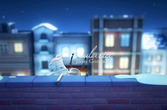 3D Animation Christmas Felicitation 2010
