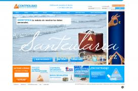 Creating a complete website with services for travelers.