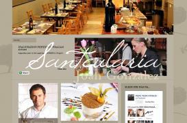 Create website for small franchise of restaurants in Prague